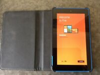 Kindle Fire 5th Generation Tablet. Like new.