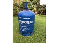 Cal or gas cylinder