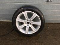 "Jaguar XF 18"" Venus style wheel"