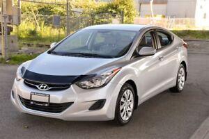 2013 Hyundai Elantra GLS Only 46000Km- Coquitlam Location 604-29