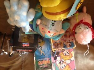 SO MANY PLUSHES AND ANIME FIGURES