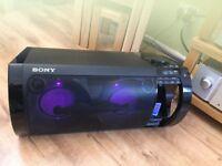 Sony RDH-GTK17iP lightning hifi system boom box Bluetooth speaker