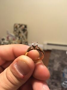 0.52ct engagement ring