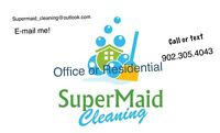 House cleaner / office cleaner