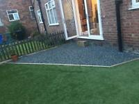 AstroTurf (fake grass)