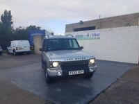 2003 Land Rover Discovery Pursuit TD5