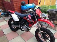 Motorbike Rieju Marathon MRT 2016 2 year MOT Fully Serviced 1 yr Warranty