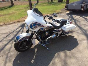 Harley flhx 2008 à vendre