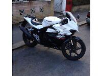 2010 Hyosung GT125R
