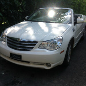 2008 Chrysler Sebring Convertible Coupé (2 portes)