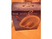 Foot Spa Massager Bubble Relax Bath with Vibration