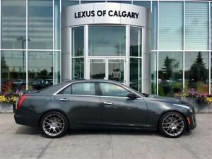 2014 Cadillac CTS 3.6L Twin Turbo Vsport RWD CTS 3.6L Twin Turbo