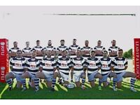 WANT TO GET FIT AND PLAY RUGBY ? THREE SENIOR TEAMS PLUS MINI AND JUNIOR RUGBY