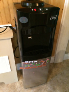 Water Cooler and heater with fridge