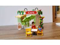Playmobile Harbour Cafe