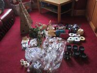 HUGE job lot of floristry/ craft pieces