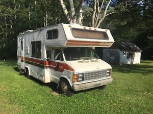 1979 Dodge Motorhome ( Inspected)