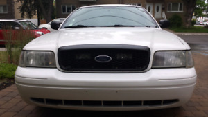Crown Vic P71 2008
