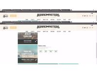 Boardmasters Earlybird Tickets x2 plus Campervan Camping, Sold at Cost Price