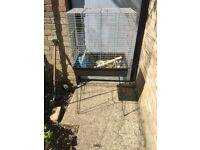 Lovely bird budgie parakeet cage for Sale