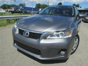 2012 Lexus CT 200h BLUETOOTH CRUISE TOIT OUVRANT!!!!