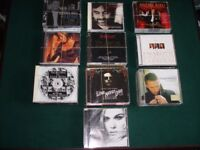 43 CDs of Various Artists