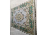 Large Hand made Indian Rug