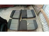 PEUGEOT 307 full interior seats drivers passenger and rear