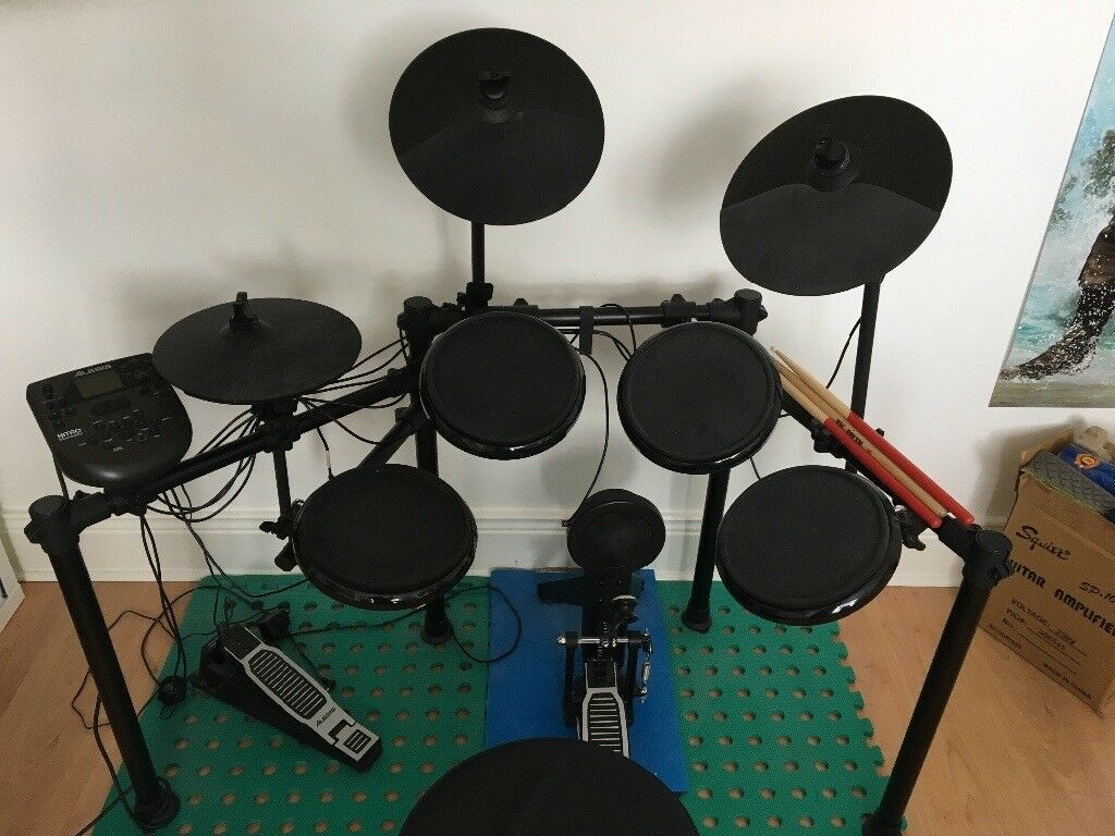 Alexis nitro drum kitin Sunderland, Tyne and WearGumtree - Alexis nitro electronic drum kit. Excellent condition, includes stool, instruction booklet and 2 pairs of sticks