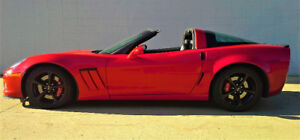 2013 Chevrolet Corvette Grand Sport Coupe (2 door)