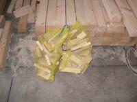 Sacks of kindling wood, 5kg +, all kiln dried wood.