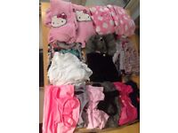 bundle of childrens 6-9 yrs clothes