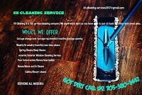 One stop cleaning service!