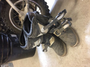 Thor Size 1 Dirt Bike Boots
