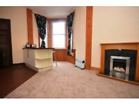 Delightful 1 bedroom 2nd floor flat off Easter Road available October – NO FEES