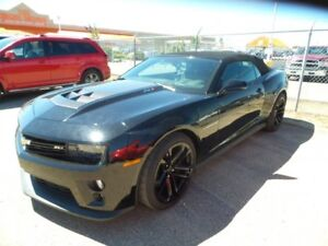 2015 Chevrolet Camaro ZL1 Convertible, 6.2L V8 - 580Hp, Leather
