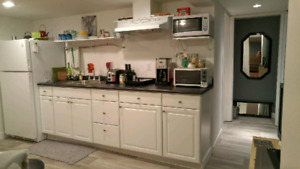 One bedroom basement suite for Rent near the U of R