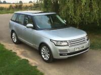 Land Rover Range Rover 4.4SD V8 ( 339bhp ) 4X4 Auto 2014 Vogue SE 1 owner