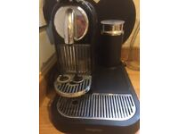 Nespresso Citiz - used but in excellent condition