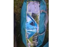 2 man Tent excellent condition and bag