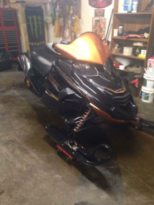 2009 arctic cat z1 turbo limited , mint condition