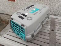 Medium Transport Box Crate Carrier for normal or large Cat, or a Small Dog