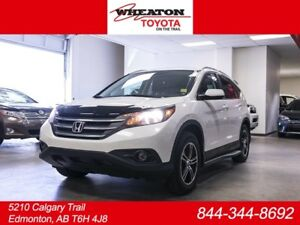 2014 Honda CR-V EX-L SE, AWD, 2 Sets of Rims & Tires, Remote Sta