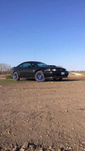 2002 ford mustang safetied