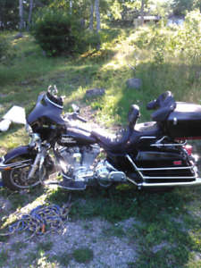 6500$$$$Harley davidson electra glide classic reduced