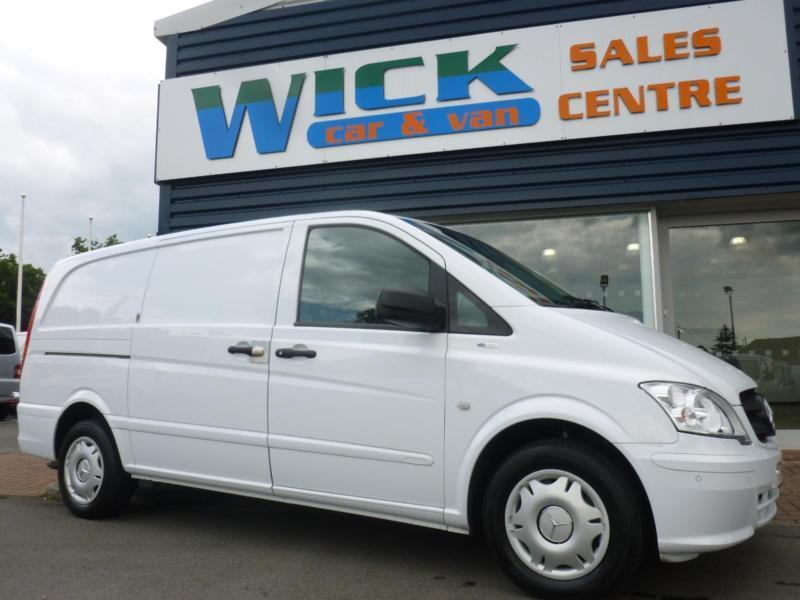 2014 Mercedes-Benz VITO 113 CDI SWB LONG 130ps
