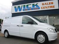 2014 Mercedes-Benz VITO 113 CDI 130ps Van Manual Medium Van