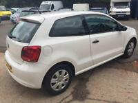 2012 Volkswagen Polo 1.2 ( 60ps ) S Petrol manual