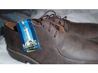 Debehams Maine New England men's shoes size 12