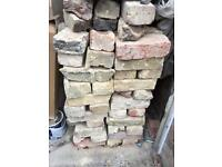 Stock bricks - 100 full bricks
